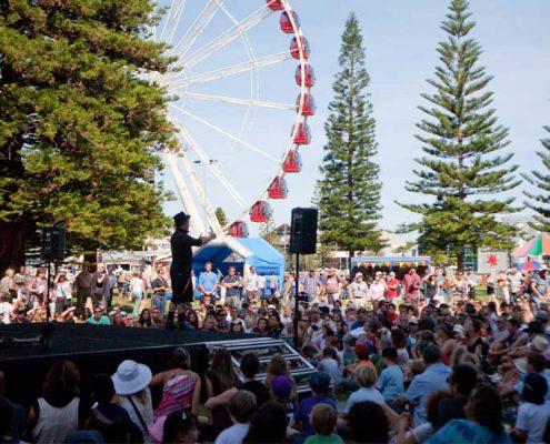 Fremantle big wheel
